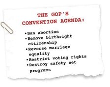 gop convention agenda